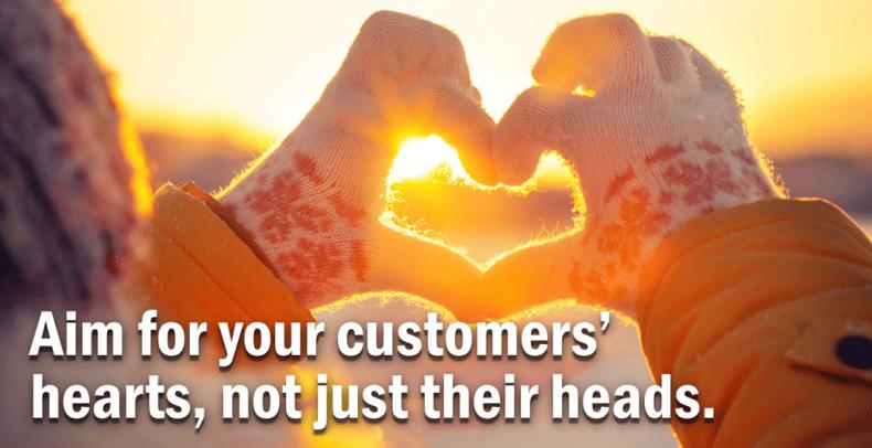 CustomerHeartsNotJustHeads