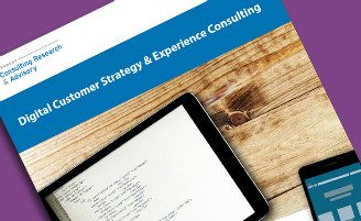 Digital Customer Strategy and Experience Consulting Report