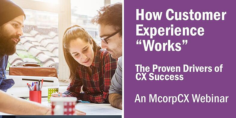 How CX Works Webinar image