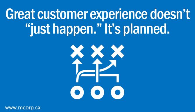 Great Customer Experience , Customer Experience - Buffalo Soldiers Digital