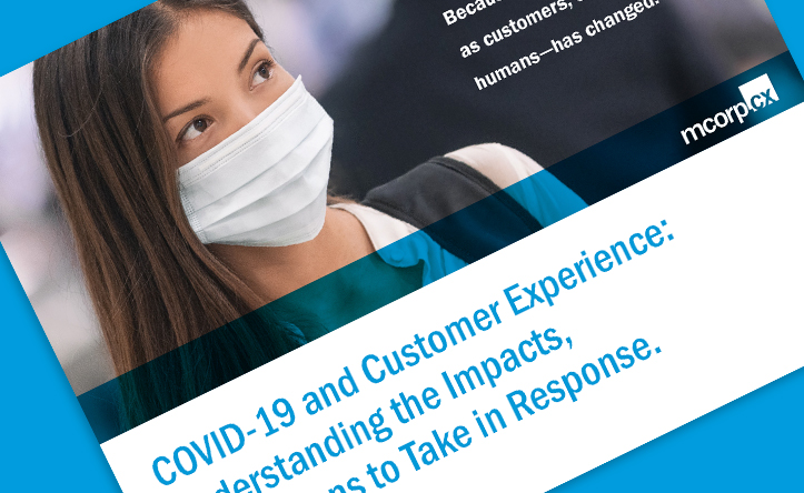 COVID-19 and the Customer Experience
