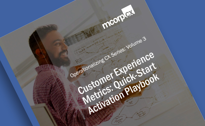 Quick Start Playbook: CX Metrics Systems That Deliver ROI